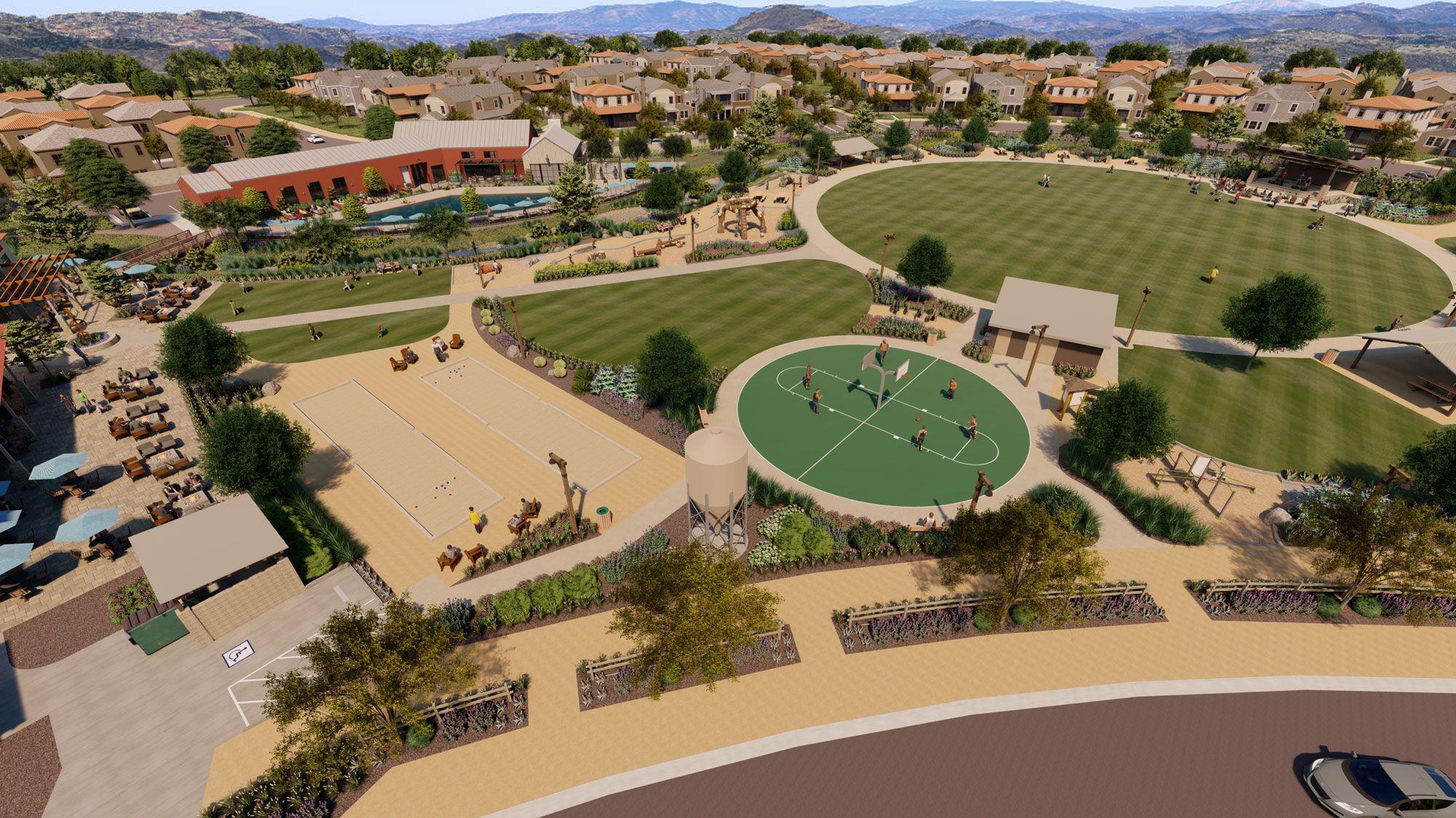 'Kyra at Park Circle' by Meritage Homes: Southern California in San Diego