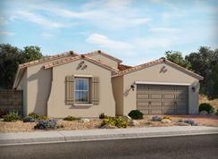 Tonto - Alicante at Sedella - Reserve Series: Goodyear, Arizona - Meritage Homes