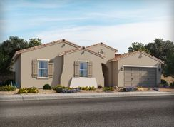 Shasta Plus - Alicante at Sedella - Reserve Series: Goodyear, Arizona - Meritage Homes