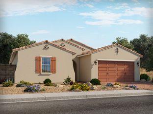 Amber - Alicante at Sedella - Reserve Series: Goodyear, Arizona - Meritage Homes