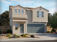 Jasmine - Sunset Place: Phoenix, Arizona - Meritage Homes
