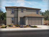 Enclave at Entrada del Rio by Meritage Homes in Tucson Arizona