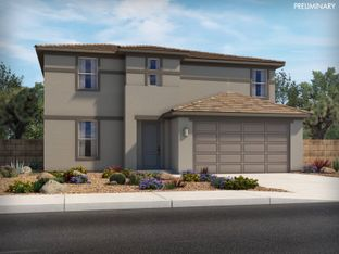 Territory - Enclave at Entrada del Rio: Sahuarita, Arizona - Meritage Homes