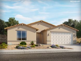 Mesquite - Arbor at Madera Highlands: Sahuarita, Arizona - Meritage Homes