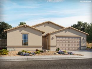 Cottonwood - Arbor at Madera Highlands: Sahuarita, Arizona - Meritage Homes