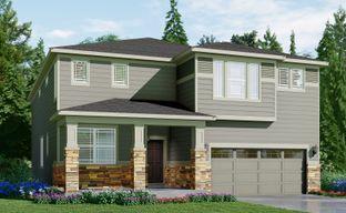 Meadowlark by Meritage Homes in Denver Colorado