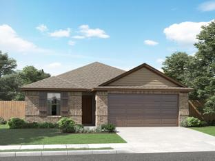 The Callaghan (830) - Legendary Trails - Premier Series: Cibolo, Texas - Meritage Homes