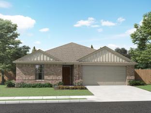 The Preston (C403) - Legendary Trails - Classic Series: Cibolo, Texas - Meritage Homes