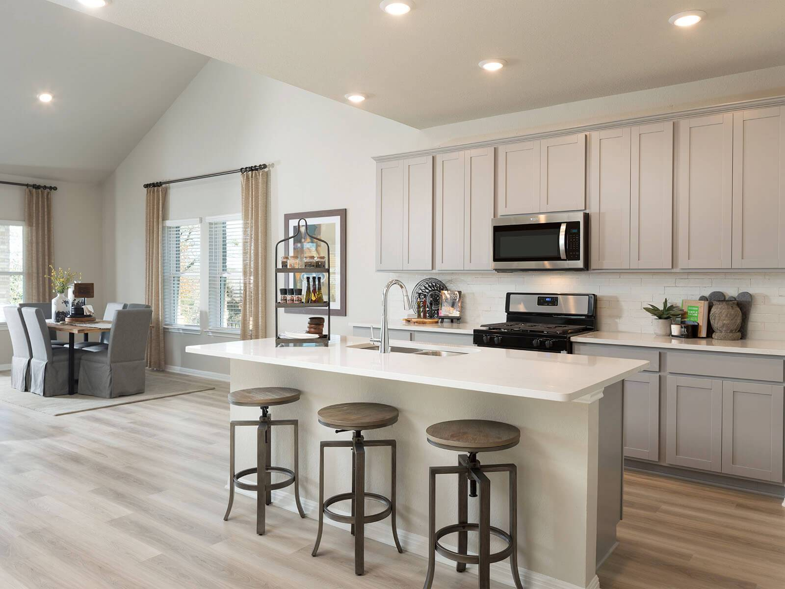 Kitchen featured in The Kessler (454) By Meritage Homes in Austin, TX