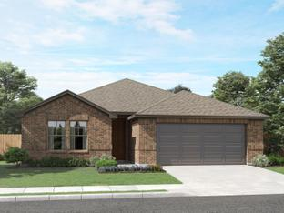 The Henderson (C404) - Orchard Park: Schertz, Texas - Meritage Homes