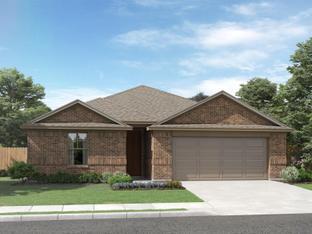 The Fitzhugh (C402) - Orchard Park: Schertz, Texas - Meritage Homes