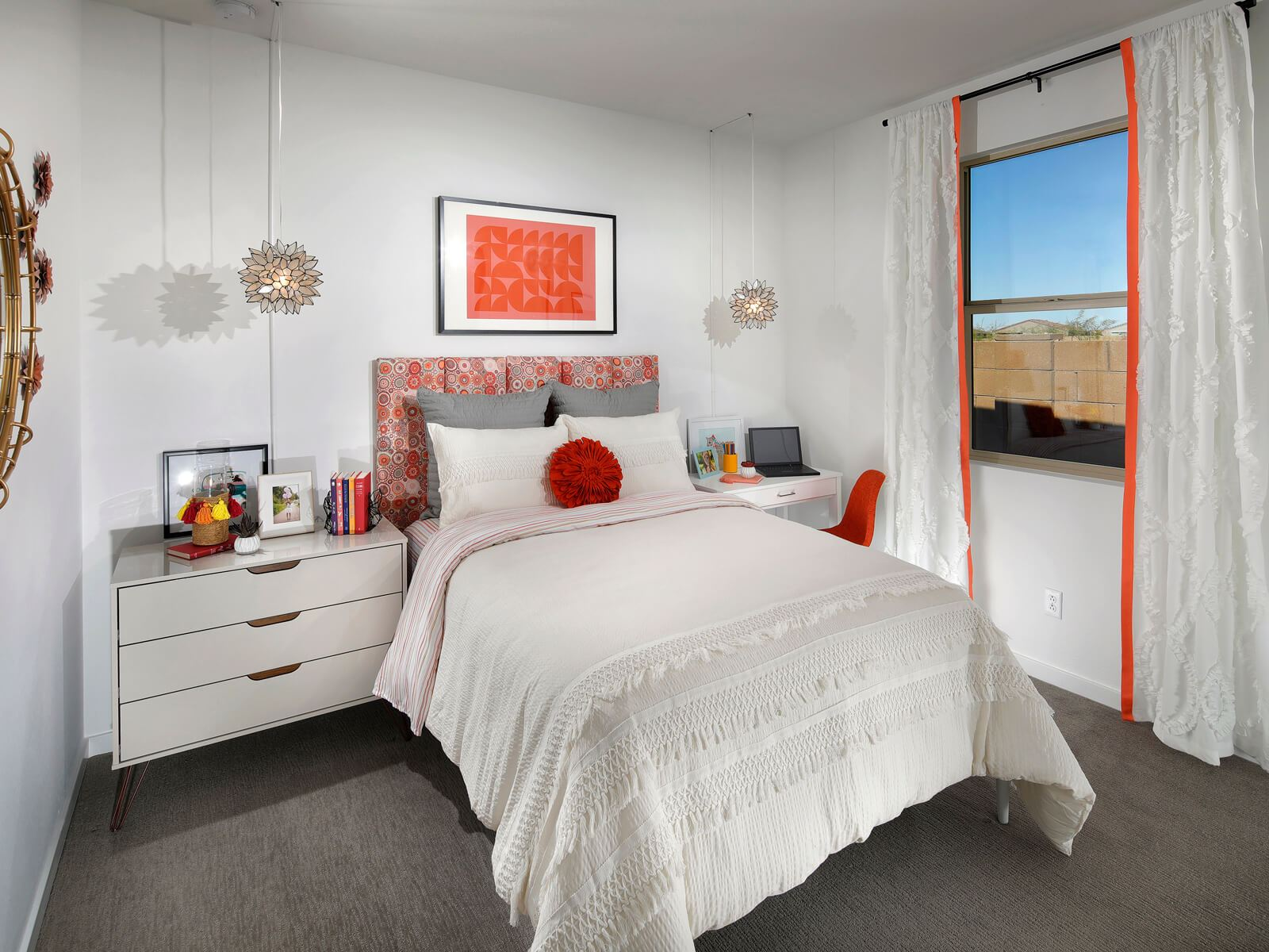 Bedroom featured in the Bailey By Meritage Homes in Phoenix-Mesa, AZ