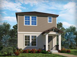 Austen - Silver Springs Bungalows: Saint Cloud, Florida - Meritage Homes