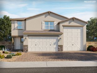 Teagan - RV Garage Included - Sanctuary at Desert Oasis: Surprise, Arizona - Meritage Homes
