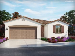 Residence 1 - Crosswinds at River Oaks: Plumas Lake, California - Meritage Homes