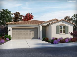 Residence 2 - Crosswinds at River Oaks: Plumas Lake, California - Meritage Homes