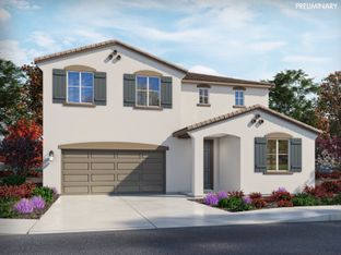 Residence 5 - Kyra at Park Circle: Valley Center, California - Meritage Homes