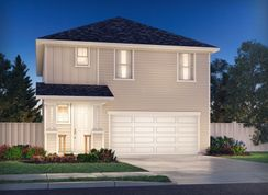 The Bryce (375) - Turner's Crossing - Craftsman Collection: Austin, Texas - Meritage Homes