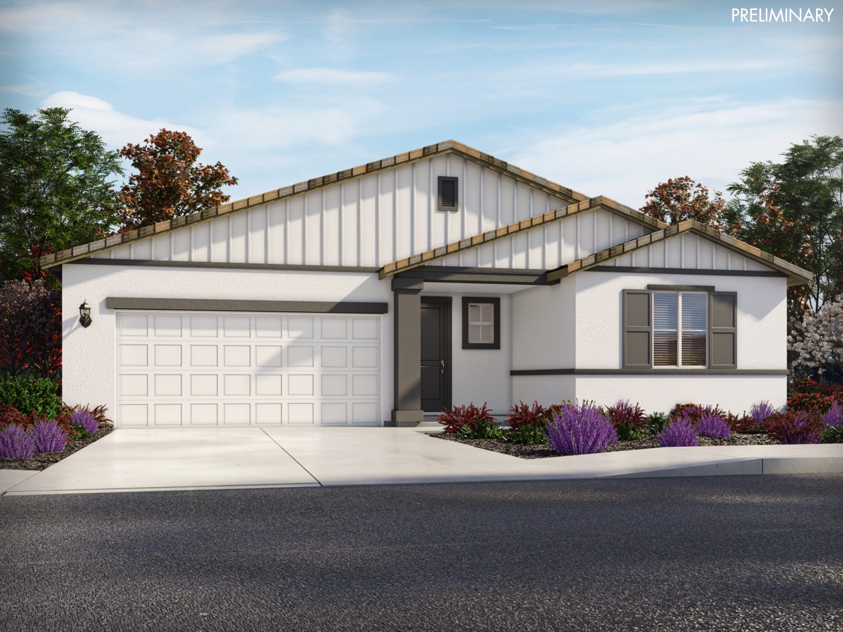 Exterior featured in the Residence 4 By Meritage Homes in Santa Cruz, CA
