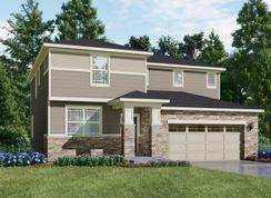 The Castlewood - Meadowlark: Parker, Colorado - Meritage Homes
