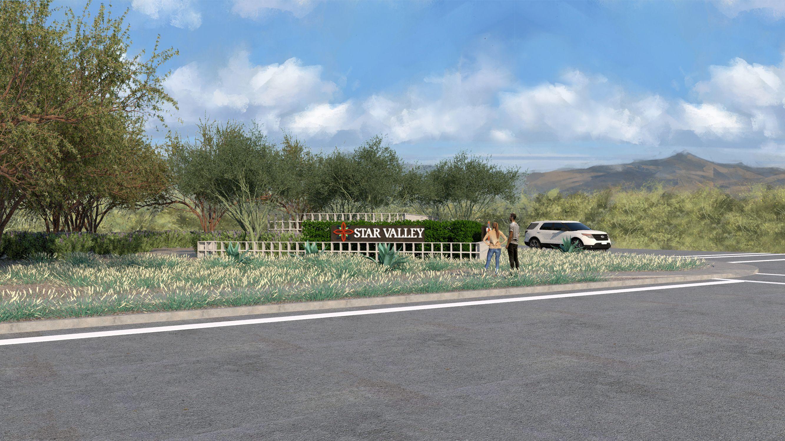 'Las Patrias at Star Valley' by Meritage Homes: Tucson, AZ in Tucson