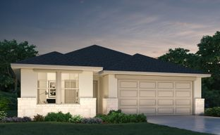 Turner's Crossing - Traditional Collection by Meritage Homes in Austin Texas