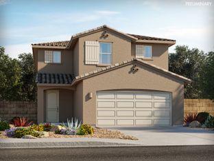 Nicholas - Hanson Ridge: Vail, Arizona - Meritage Homes