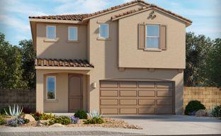 Hanson Ridge by Meritage Homes in Tucson Arizona