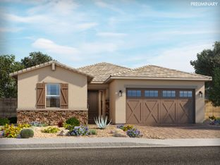 Lark - Sanctuary at Desert Oasis: Surprise, Arizona - Meritage Homes