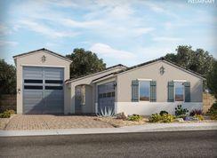 Atlas - RV Garage Included - Sanctuary at Desert Oasis: Surprise, Arizona - Meritage Homes