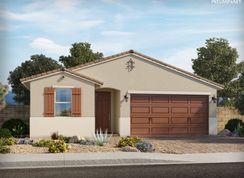 Leslie - Sanctuary at Desert Oasis: Surprise, Arizona - Meritage Homes