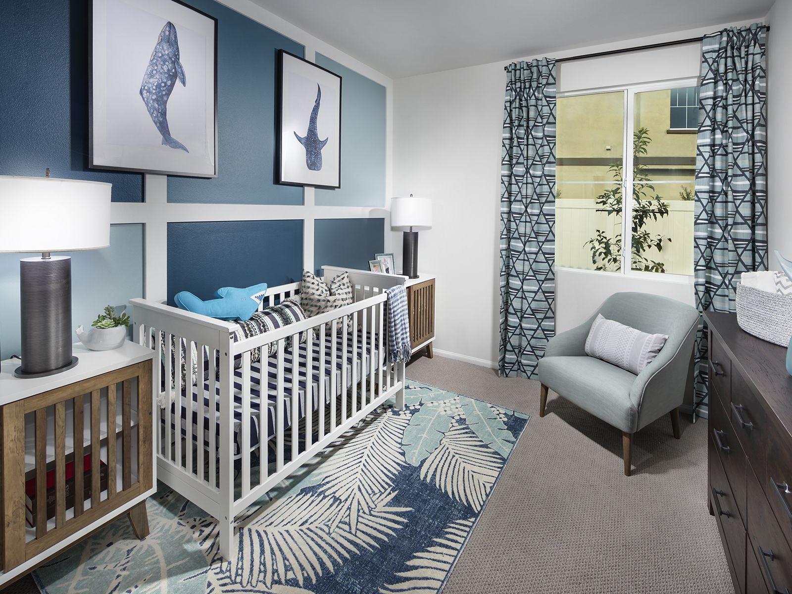 Bedroom featured in the Residence 1 By Meritage Homes in Riverside-San Bernardino, CA