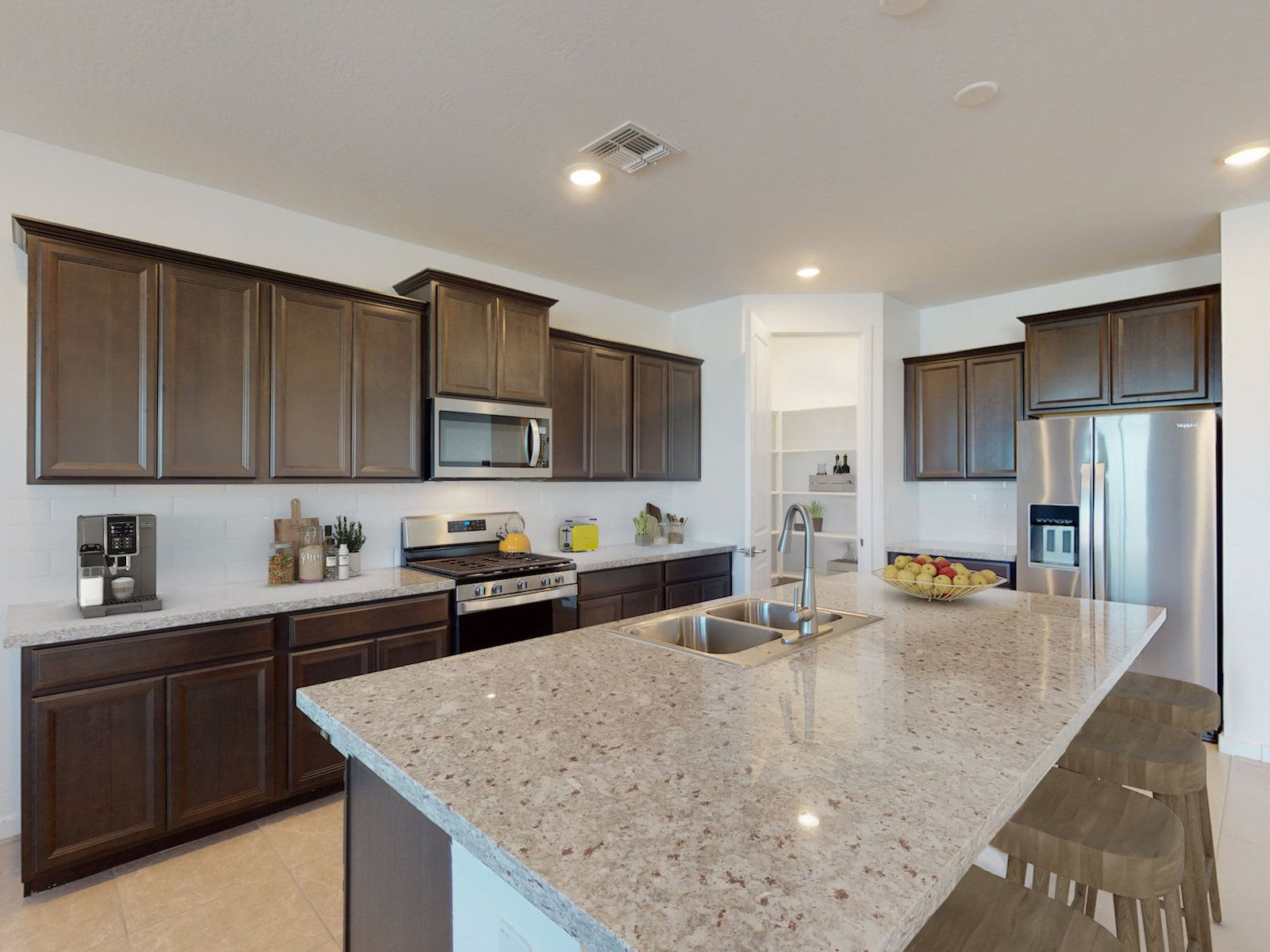 Kitchen featured in the Onyx By Meritage Homes in Phoenix-Mesa, AZ