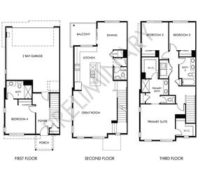 Crestone - Baseline: Broomfield, Colorado - Meritage Homes