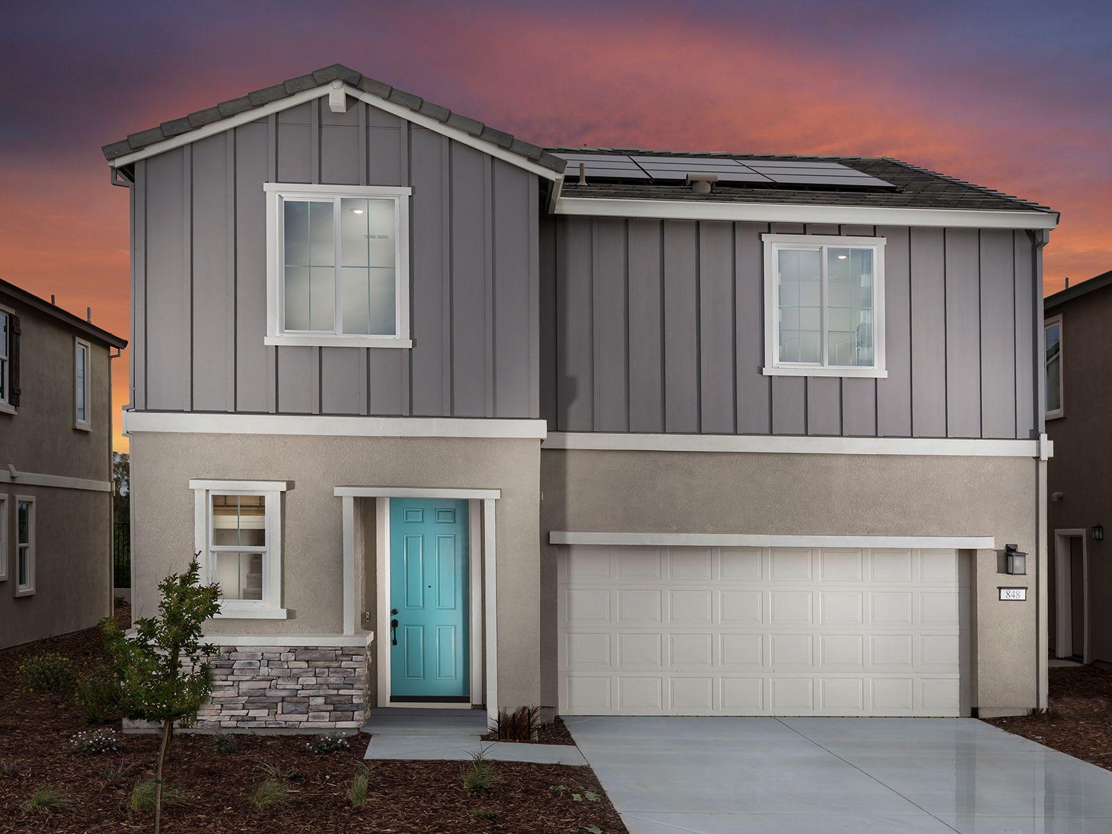 'Alicante' by Meritage Homes: Bay Area, C... in Oakland-Alameda
