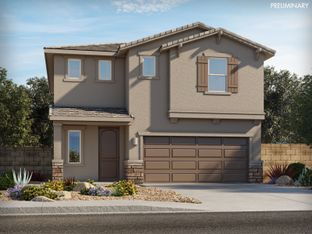 Grayson - Hanson Ridge: Vail, Arizona - Meritage Homes