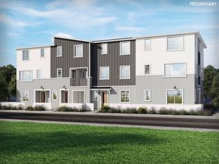 Residence 3 - Cabrilla at Ponte Vista: San Pedro, California - Meritage Homes