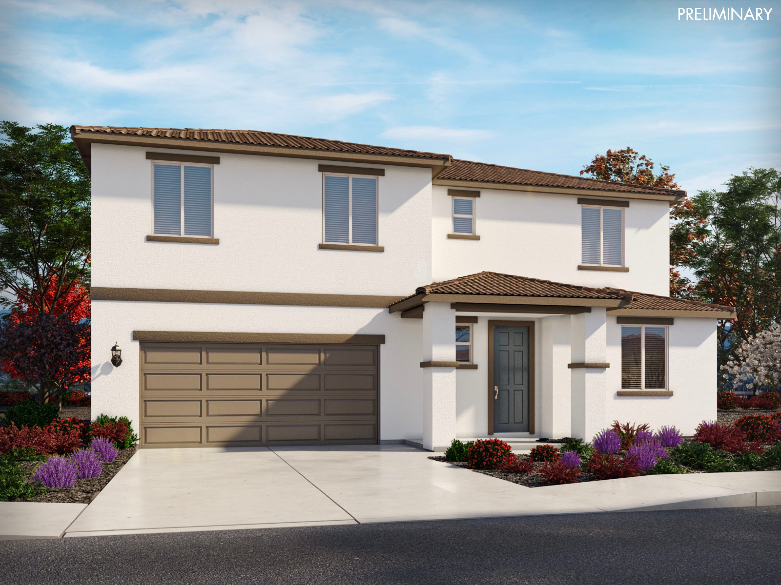 Exterior featured in the Residence 7 By Meritage Homes in Santa Cruz, CA