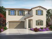 Kyra at Park Circle by Meritage Homes in San Diego California