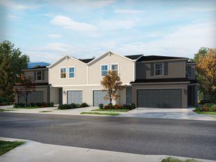 Calistoga I - Prairie Meadows: Ocoee, Florida - Meritage Homes