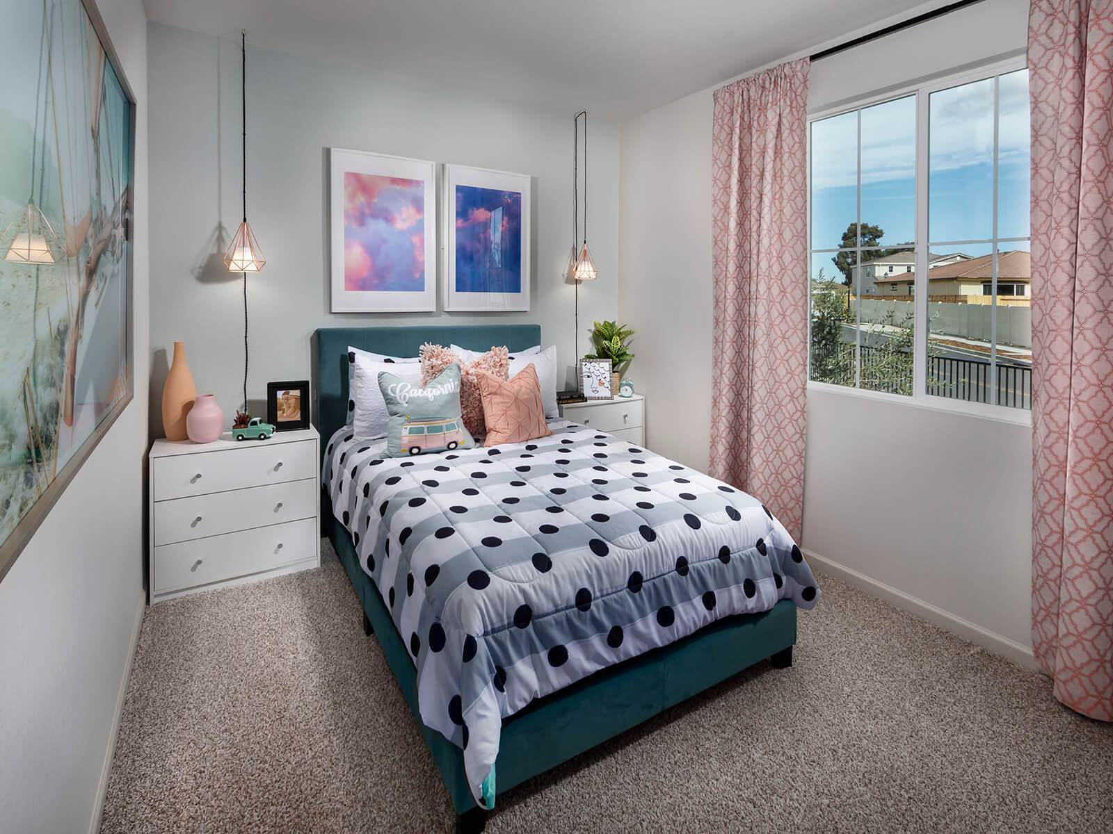 Bedroom featured in the Residence 1 By Meritage Homes in Oakland-Alameda, CA