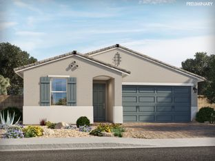 Jubilee - Sanctuary at Desert Oasis: Surprise, Arizona - Meritage Homes