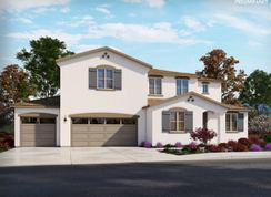 Residence 3 - Meadowlands Estates: Lincoln, California - Meritage Homes