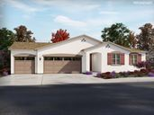 Meadowlands Estates by Meritage Homes in Sacramento California