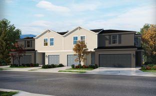 Prairie Meadows by Meritage Homes in Orlando Florida