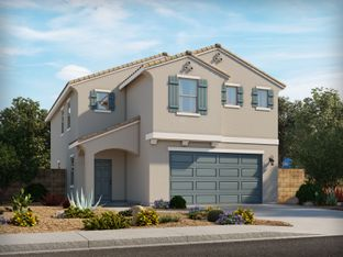 Oak - Sunset Place: Phoenix, Arizona - Meritage Homes