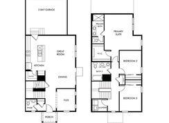 Vail - Kipling Park West: Paired Homes: Denver, Colorado - Meritage Homes