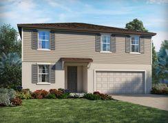 Marigold - Silver Springs: Saint Cloud, Florida - Meritage Homes