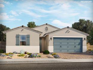 Avery - Sanctuary at Desert Oasis: Surprise, Arizona - Meritage Homes