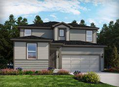The Snowberry - Kipling Park West: Single Family Homes: Denver, Colorado - Meritage Homes